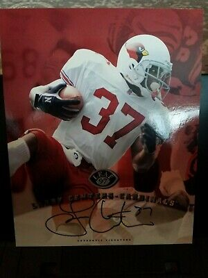 a6da7ec2 LARRY CENTERS ARIZONA Cardinals Unsigned 8X10 Photo - $4.99 | PicClick