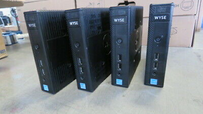 DELL WYSE DX0D 909639-01L Thin Client SEE NOTES - $23 76