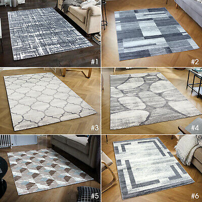 Small - Extra Large Modern Dense Heatset Durable Soft Love Rugs Clearance Prices