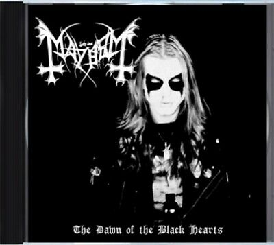 "MAYHEM ""Dawn of the Black Hearts"" Black Metal Darkthrone Bathory"