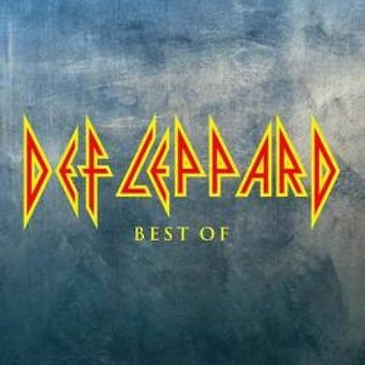 DEF LEPPARD Best of CD excellent condition