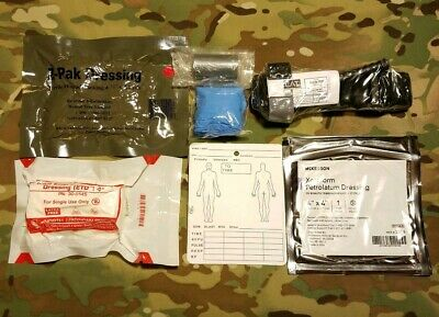 North American Rescue Medical Trauma IFAK Kit w NAR G7 Tourniquet