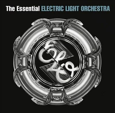 ELECTRIC LIGHT ORCHESTRA  Essential ELO 2CD JEFF LYNNE best of greatest