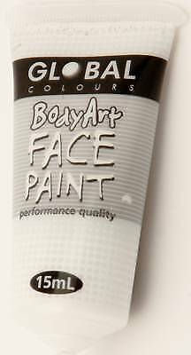 METALLIC PEARL - FACE & BODY PAINT - 15ml Tube