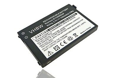 Batterie pour Philips Babyphone Avent SCD540 BYD006649