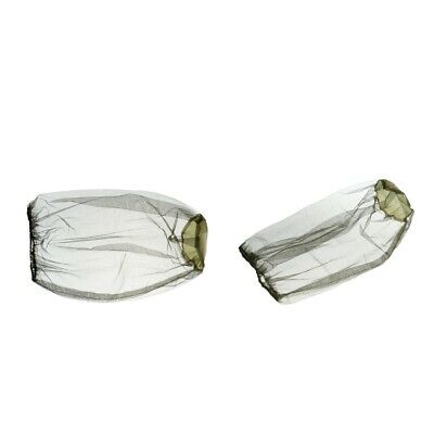 Long Longueur Moustique Insectes Insectes Headnet Head Net Deluxe Version Rothco 8535