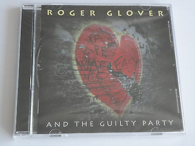 Roger Glover - If Life Was Easy (2011) Brand New, Sealed, Multipage Booklet