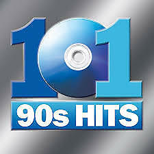 Various Artists - 101 90's Hits - 5CD