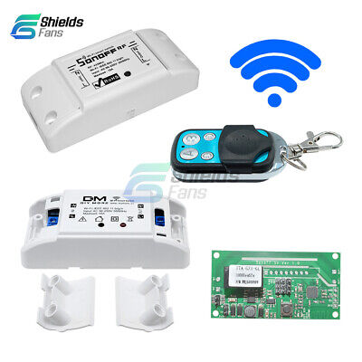 DIY Sonoff Smart Home Wireless WiFi Switch Module 433MHz For Apple Android/IOS