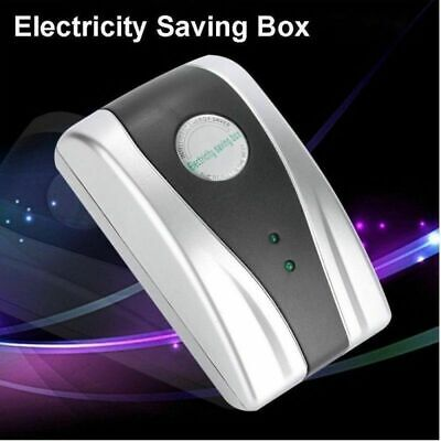 Smart EcoWatt Power Energy Electricity UK/EU Plug Saving Box Household Electric