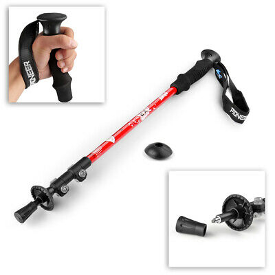 Trekking Pole Walking Stick Collapsible Retractable Hiking Camping