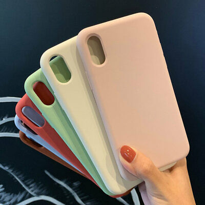 Shockproof Baby Skin Phone Case Cover For Apple iPhone 11 Pro Xs Max XR X 7 8 6s