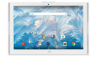 "Acer Iconia One 10 Tablet - 10.1"" - 16GB Storage - White  - 12 Months Warranty"