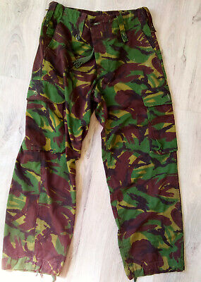 Jungle Tropical Combat Trousers Dpm Dragon Old Type Army Falklands Military New High Quality Uniforms & Bdus