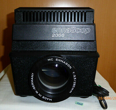 ENNASCOPE 2000; MC ENNAGON 1:3.5; 280mm (S0009)