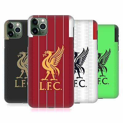 OFFICIAL LIVERPOOL FOOTBALL CLUB 2019/20 KIT BACK CASE FOR APPLE iPHONE PHONES