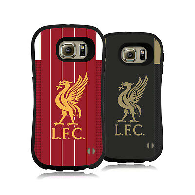 Official Liverpool Football Club 2019/20 Kit Hybrid Case For Samsung Phones