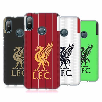 Official Liverpool Football Club 2019/20 Kit Soft Gel Case For Htc Phones 1