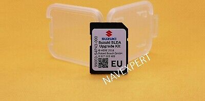 2018 2019 Suzuki Slda Bosch Sd Card Karte Europe Baleno,Swift,Sx4 S-Cross,Vitara
