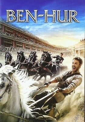 Ben-Hur [New DVD] Ac-3/Dolby Digital, Amaray Case, Dolby, Dubbed, Subtitled, W