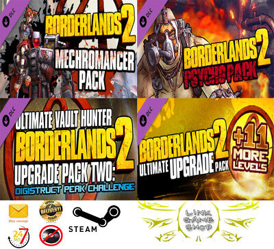 BORDERLANDS 2 - PC WINDOWS MAC LINUX - Steam - $12 89 | PicClick