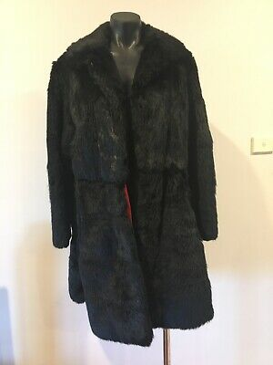 Vintage Fur coat - Lapir (Rabbit Fur)