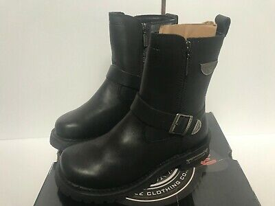 Milwaukee Leather Women's 7 MB207 Afterburner Motorcycle Boot