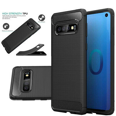 F Telstra Samsung Galaxy S10 5G Shockproof Protective TPU Cover Anti Knock Case