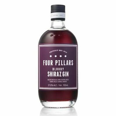 New Four Pillars Bloody Shiraz Gin 37.8% 700 mL