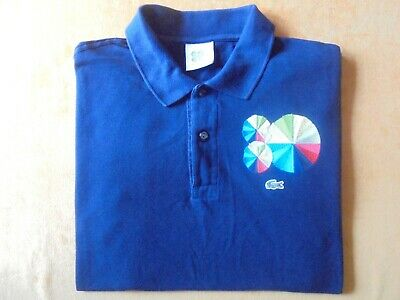 cfc7a57875 POLO LACOSTE TAILLE 6