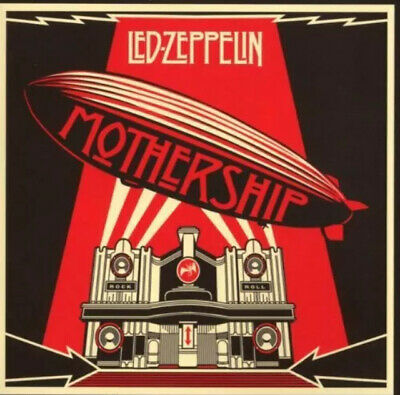 Led Zeppelin - Mothership - Double CD