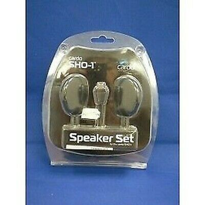 SHOEI INTERCOM SHO-1 MOTORCYCLE HELMET SPEAKER SET 40mm