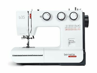 Bernina Bernette B35 Quality Domestic Household Easy to Use Sewing Machine