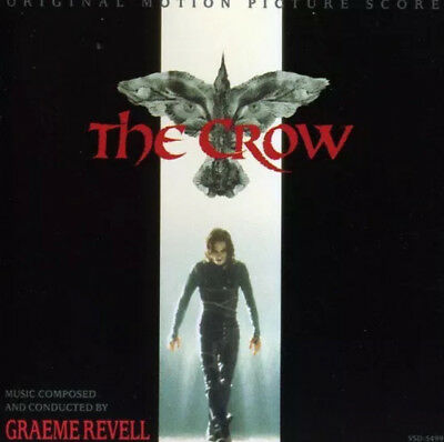 The Crow - Original Soundtrack Score - CD - Greame Revell