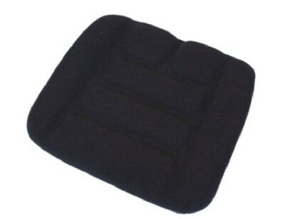 Seat Cushion Seat Cushion Tractor Forklift Grammer DS85/90 Fabric Black