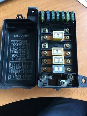 DISCOVERY 1 Multi Function Unit AMR1280