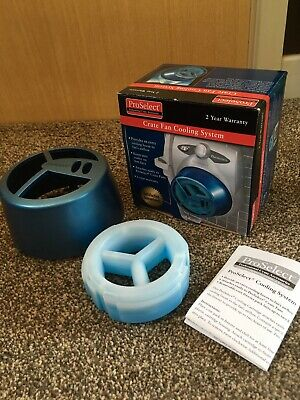 Proselect Crate/Cage Fan COOLING System (Dog) Ice Pack