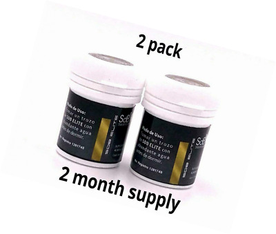 2 PACK Semilla de Brazil 100% Authentic Brasil Seed All Natural Supplement Pure