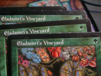 Eladamri's Vineyard x1 Tempest Played Free Shipping in Canada!