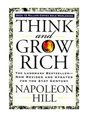 Think and Grow Rich - Napoleon Hill - eBook