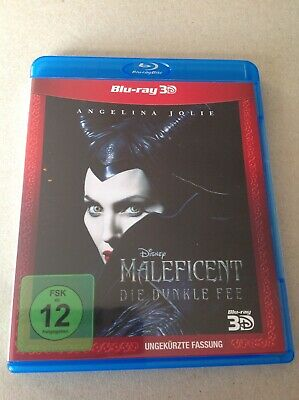 Maleficent - Die dunkle Fee 3D Blu-Ray