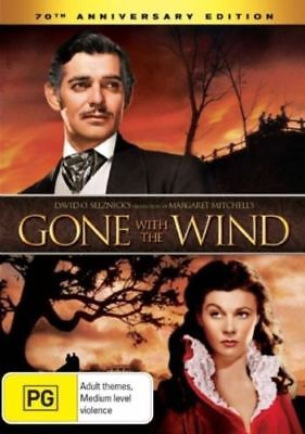 GONE WITH THE WIND Special Ed. New 2 Dvd CLARK GABLE VIVIEN LEIGH ***
