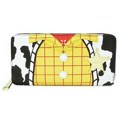 Loungefly Toy Story Zip Around Wallet | Woody | Brand New with Tags