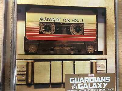 GUARDIANS OF THE GALAXY - Awesome Mix Vol 1 - Soundtrack CD Exc Cond! OST