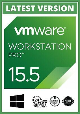 Vmware Workstation 15 Pro 5 Pc Lifetime Keys Official 2019 Email Delivery