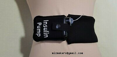 Insulin Pump Pouch, Phone Pouch, Personalise to suit you, Diabetes