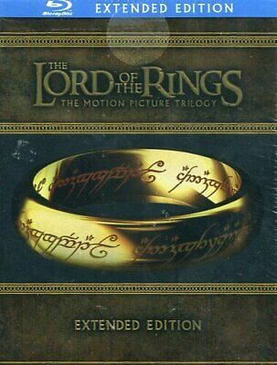 The Lord of the Rings - The Motion Picture Trilogy,Extended Edition (6 Blu-Ra