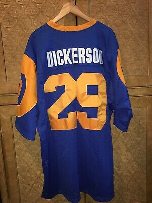 quality design ce03c e7f59 new product db4ac 04c4b eric dickerson los angeles rams nfl ...