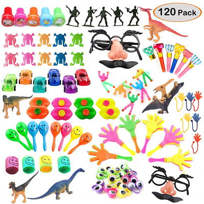 RAINBOW LLED UNICORN Favors Light Up Glasses Birthday Party Bag