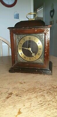 Tempora Smiths Movement Working Bracket Clock